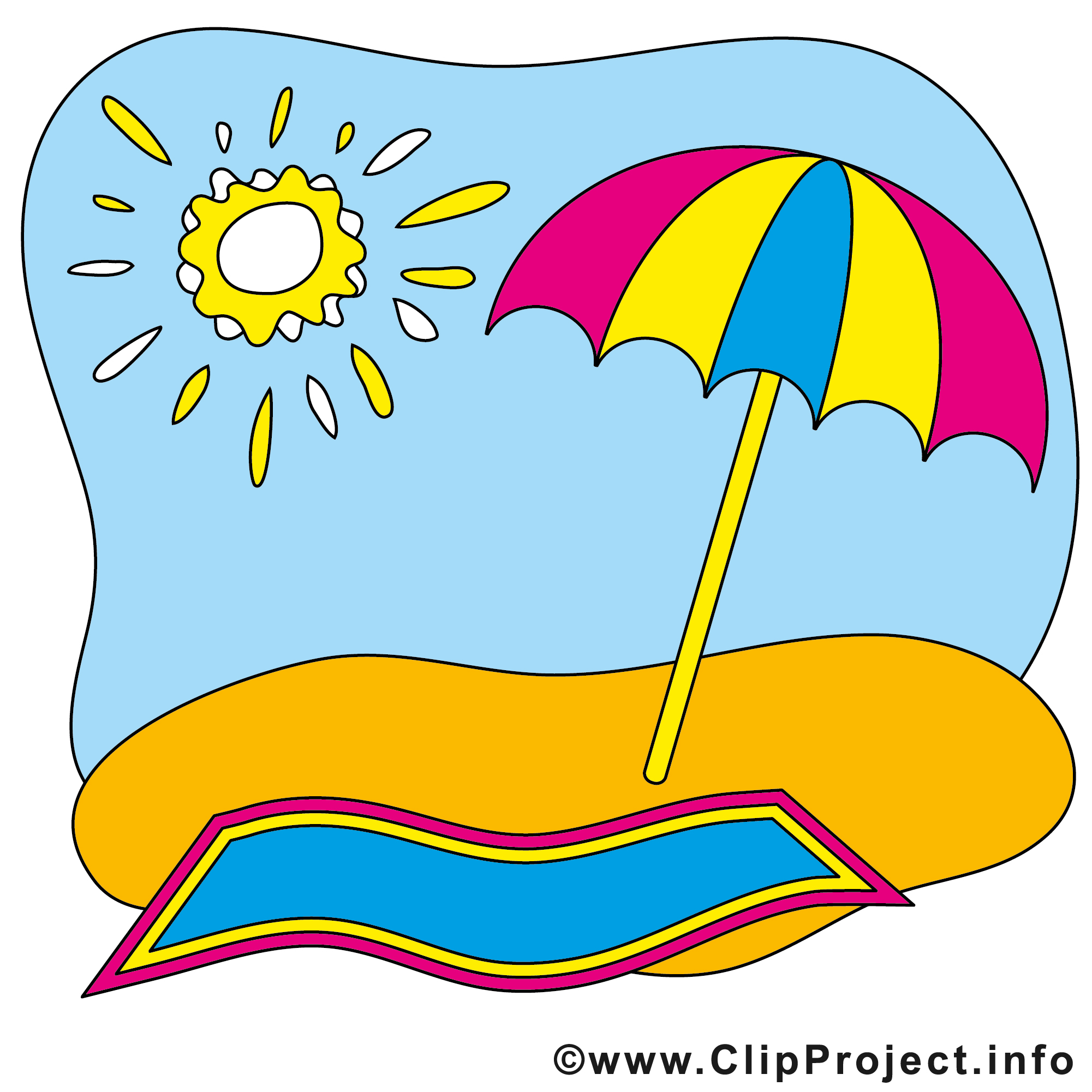 clipart urlaub animiert - photo #12